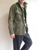 BDUジャケット オリーブ BDU Jacket Olive/KAPTAIN SUNSHINE