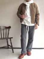 パディング シアトル ジャケット ベージュ Padding Seattle Jacket beigue/KAPTAIN SUNSHINE
