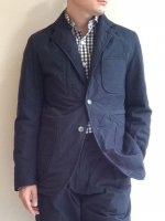 �ѥǥ��� �ȥ�٥顼 ���㥱�å� �ͥ��ӡ���Padding Traveller Jacket Navy��KAPTAIN SUNSHINE<img class='new_mark_img2' src='//img.shop-pro.jp/img/new/icons3.gif' style='border:none;display:inline;margin:0px;padding:0px;width:auto;' />