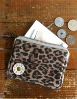 COIN CASE Leopard/NOMAD