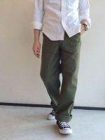 ベーカーパンツ スタンダードフィット オリーブドラブ Baker Pants, Standard Fit, OD(メンズM)/Workers