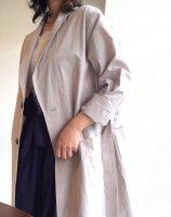 ホスピタルコート グレー Hospital coat gray(38サイズ)/Yarmo