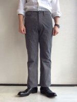DAファクトリーパンツ グレー DA factory pants grey/DjangoAtour