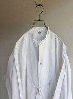 1900〜1920年代 フランスアンティーク イブニングシャツ ホワイト