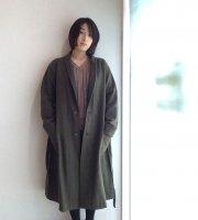 ホスピタルコート オリーブ Hospital coat Olive(男女共用)/Yarmo