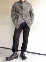 DAファクトリーパンツ チャコールグレー da factory pants charcoalgrey/DjangoAtour