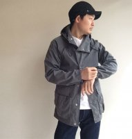 Lt Mt Parka, Heather Grey PC Popplin/Workers