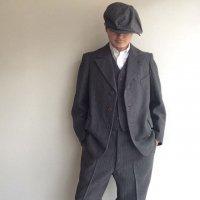 1930年代フランスワーカーが着ていたジャケット 1930's French Workers 3Piece Suits