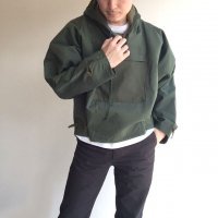 1970年代デッドストックイギリススモックブルゾン 1970's Dead Stock British Royal Army Smock Blouson