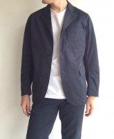 ラウンジジャケット ネイビーチノ Lounge Jacket Navy Chino/Workers