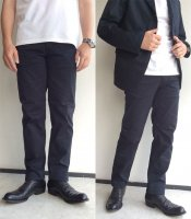 Officer Trousers, Slim, Type 2, Navy Chino/Workers
