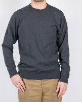 FC Knit, Medium Weight, Crew Chacoal/Workers