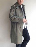 バルカラーコート ギャバジンカーキ Bal Collar Coat Gabardine, Khaki/Workers