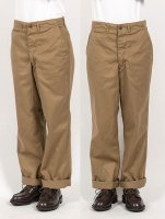 Officer Trousers, Vintage, USMC Khaki/Workers<img class='new_mark_img2' src='//img.shop-pro.jp/img/new/icons3.gif' style='border:none;display:inline;margin:0px;padding:0px;width:auto;' />