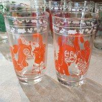 Swanky Swig Glass KIDDY ANIMAL GLASSES(オレンジ)ヘーゼルアトラス