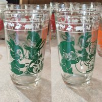 Swanky Swig Glass KIDDY ANIMAL GLASSES(緑)ヘーゼルアトラス
