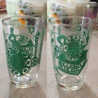 Swanky Swig Glass アンティークシリーズ(緑)ヘーゼルアトラス