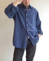 1990年代イギリス オーバーサイズシャツ 1990's Oversized Shirt
