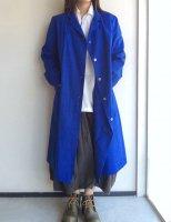 フランスのワークコート・ロイヤルブルー 1960-1970's French Work Coat  Blue