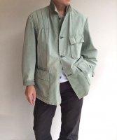 1960〜1970年代 フランス ハンティングジャケット 1960-1970's French Dameged Canvas Hunting Jacket