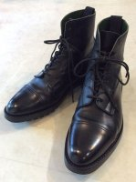 Tricker's ブーツ 黒 25.5cm MADE IN England