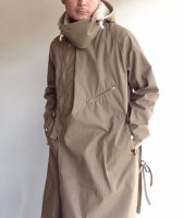 SNOW PARKA BEIGE スノーパーカ ベージュ/TATAMIZE<img class='new_mark_img2' src='//img.shop-pro.jp/img/new/icons3.gif' style='border:none;display:inline;margin:0px;padding:0px;width:auto;' />