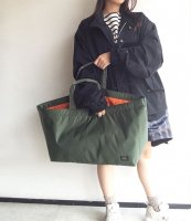 Marche Tote Airforce Green/KAPTAIN SUNSHINE Made by PORTER