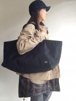 Marche Tote Black/KAPTAIN SUNSHINE Made by PORTER