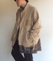 15 STEP COAT Beige/COMFY OUTDOOR GARMENT