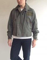 2000's British Royal Air Force Pilot Blouson Light Khaki