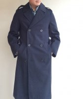 1970's British Royal Air Force  Trench Coat Greish Navy