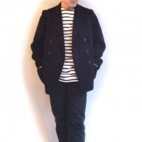 1940's ドイツのウールテーラードジャケット German Wool Tailored Jacket Black