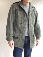 1970's French Military F-2 Jacket Khaki<img class='new_mark_img2' src='https://img.shop-pro.jp/img/new/icons3.gif' style='border:none;display:inline;margin:0px;padding:0px;width:auto;' />