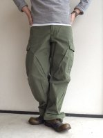1960's U.S Military Field Pants Khaki<img class='new_mark_img2' src='https://img.shop-pro.jp/img/new/icons3.gif' style='border:none;display:inline;margin:0px;padding:0px;width:auto;' />