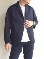 Lounge Jacket Navy Chino/Workers<img class='new_mark_img2' src='https://img.shop-pro.jp/img/new/icons3.gif' style='border:none;display:inline;margin:0px;padding:0px;width:auto;' />