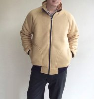 Sliver Fleece Jacket/Workers