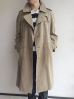 1970's British Trench Coat by Aquascutum Beige<img class='new_mark_img2' src='https://img.shop-pro.jp/img/new/icons3.gif' style='border:none;display:inline;margin:0px;padding:0px;width:auto;' />