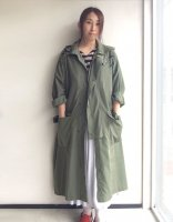 Bushman Coat Field Green ブッシュマンコート フィールドグリーン/KAPTAIN SUNSHINE<img class='new_mark_img2' src='https://img.shop-pro.jp/img/new/icons3.gif' style='border:none;display:inline;margin:0px;padding:0px;width:auto;' />