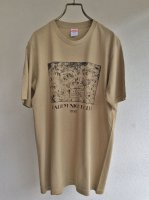 H.N.C 1932 プリントTシャツ sandkhaki/DjangoAtour<img class='new_mark_img2' src='https://img.shop-pro.jp/img/new/icons3.gif' style='border:none;display:inline;margin:0px;padding:0px;width:auto;' />