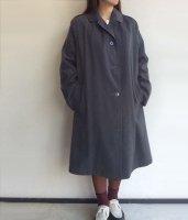 1960年代イギリス空軍コート グレイッシュネイビー1960's British Royal Air Force Coat for Woman<img class='new_mark_img2' src='https://img.shop-pro.jp/img/new/icons3.gif' style='border:none;display:inline;margin:0px;padding:0px;width:auto;' />