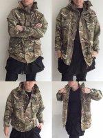 2000〜2010年イギリス王立軍の迷彩ブルゾン 2000-2010's British Royal Army Camouflage Blouson