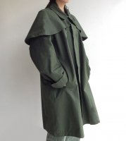 1960年代フランス軍 バルマカンコート 1960's Dead Stock French Military Balmacaan Coat Khaki<img class='new_mark_img2' src='https://img.shop-pro.jp/img/new/icons3.gif' style='border:none;display:inline;margin:0px;padding:0px;width:auto;' />