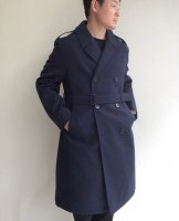 1960年代イギリス空軍コート 1960's  British Royal Air Force Coat Greyish Navy<img class='new_mark_img2' src='https://img.shop-pro.jp/img/new/icons3.gif' style='border:none;display:inline;margin:0px;padding:0px;width:auto;' />