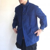 1960's German Navy Work Blouson Blue<img class='new_mark_img2' src='https://img.shop-pro.jp/img/new/icons3.gif' style='border:none;display:inline;margin:0px;padding:0px;width:auto;' />