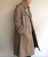 1970's U.S Trench Coat Beige made in Korea<img class='new_mark_img2' src='https://img.shop-pro.jp/img/new/icons3.gif' style='border:none;display:inline;margin:0px;padding:0px;width:auto;' />