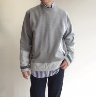 【20SS】HALF SHELL GRAY/COMFY OUTDOOR GARMENT<img class='new_mark_img2' src='https://img.shop-pro.jp/img/new/icons3.gif' style='border:none;display:inline;margin:0px;padding:0px;width:auto;' />