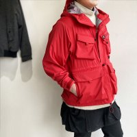 【20SS】GEO SHELL RED/COMFY OUTDOOR GARMENT