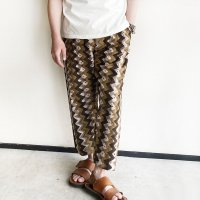 Athletic Easy Pants Tribal Stripe/KAPTAIN SUNSHINE