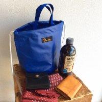 【PRICE DOWN】ペイシェントバッグ ブルー  PATIENT BAG Blue/NAPRON