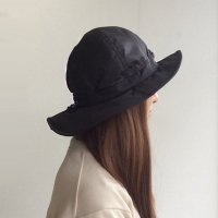 FISHERMAN HAT  BLACK/COMFY OUTDOOR GARMENT